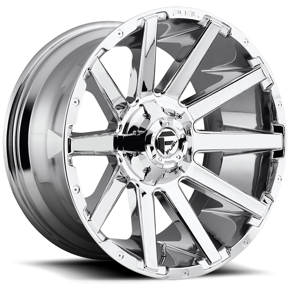 Fuel Wheels 20x9 >> Contra D614 Chrome By Fuel Wheels Wheel Size 20x9