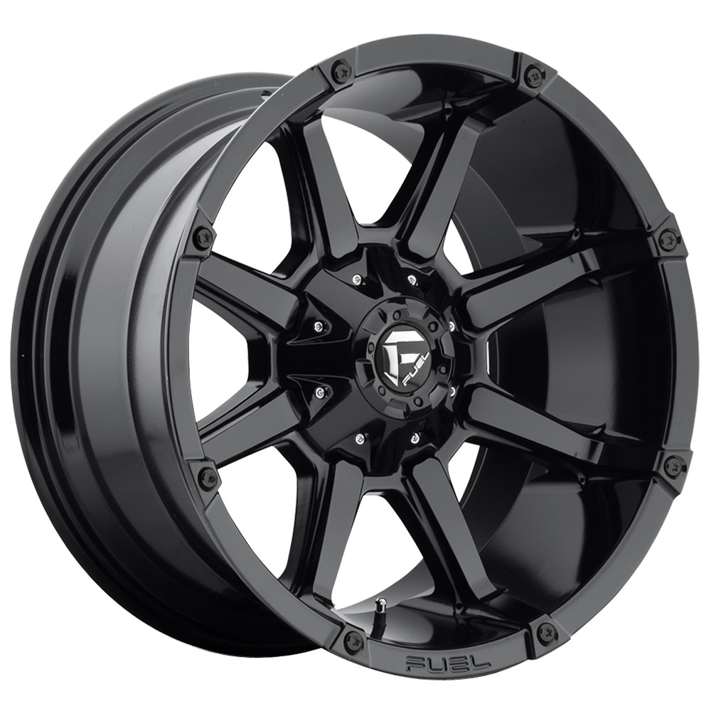 Coupler D575 - Gloss Black