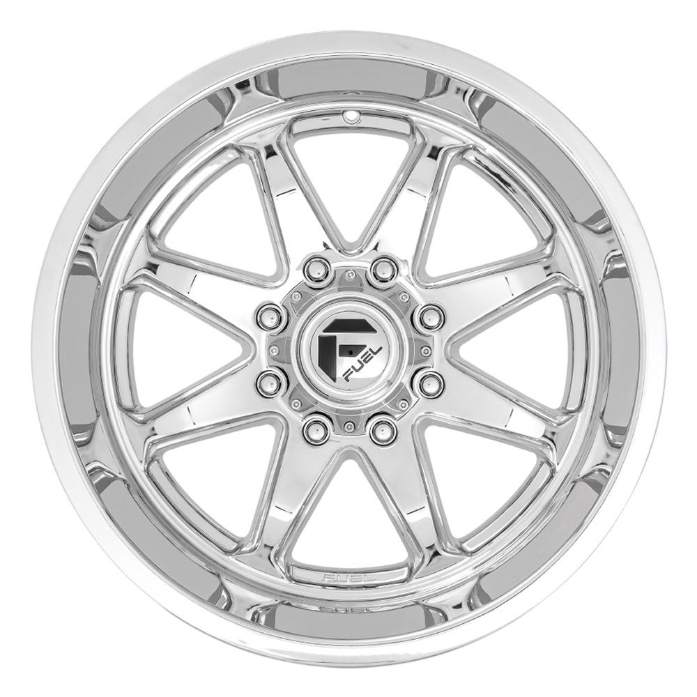 Fuel Wheels D748 Hammer - Chrome Rim