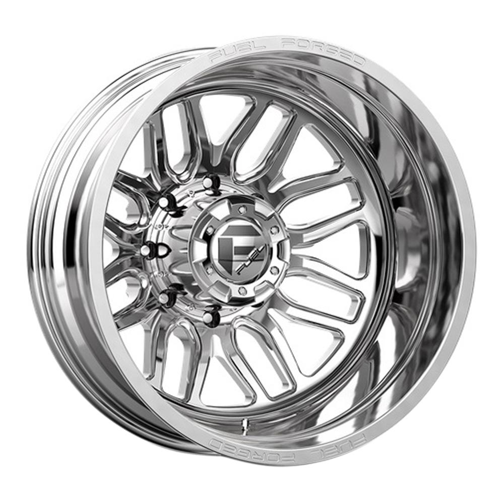 Fuel Wheels DB66 FFC66 - Polished Rim