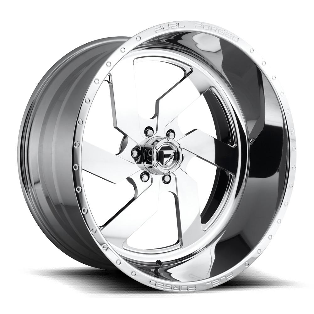 Fuel Wheels FF03 DD03 - Polished