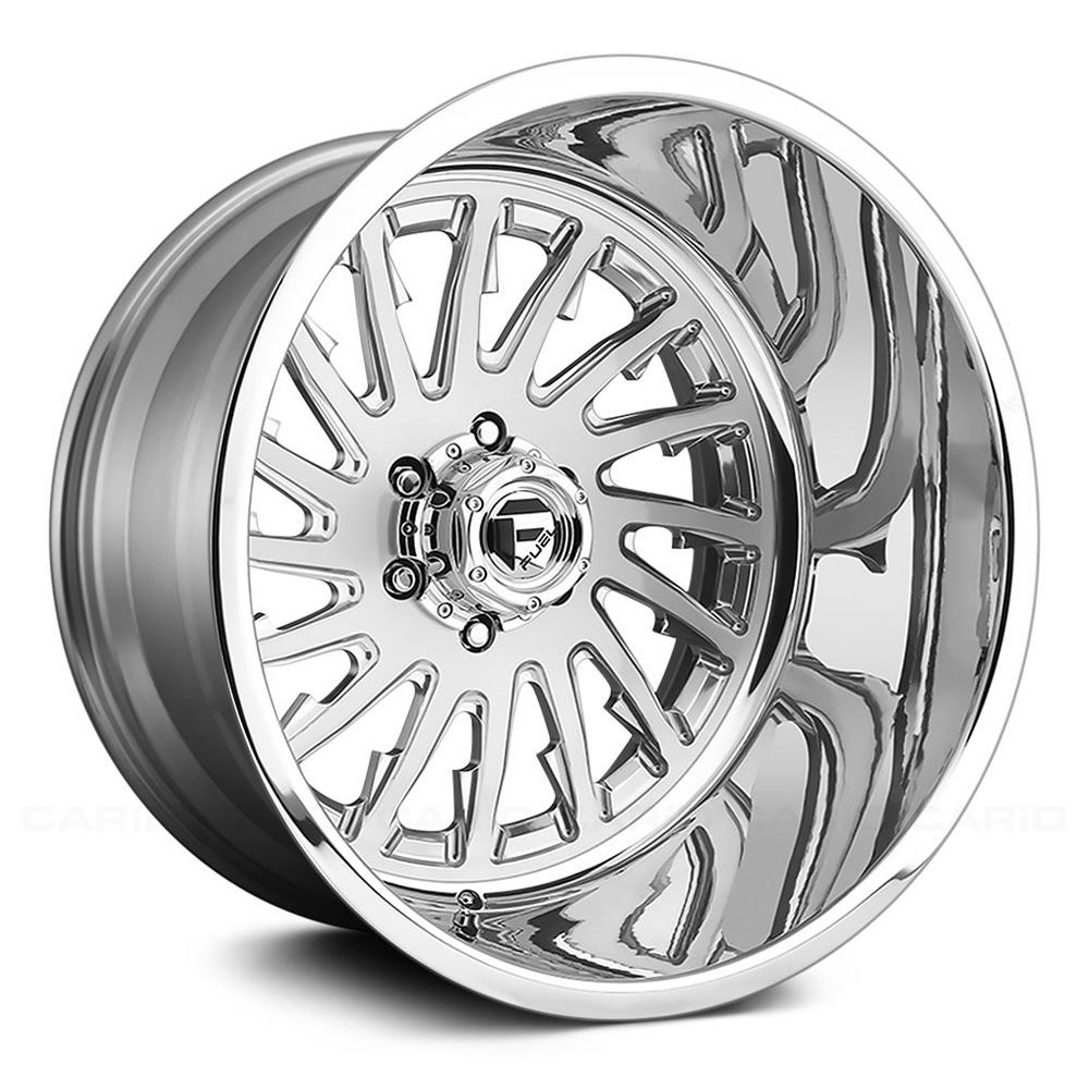 Fuel Wheels FF30 - Polished Rim