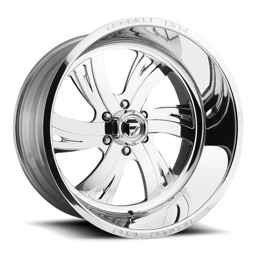 Fuel Wheels FF32 DF32 - Polished