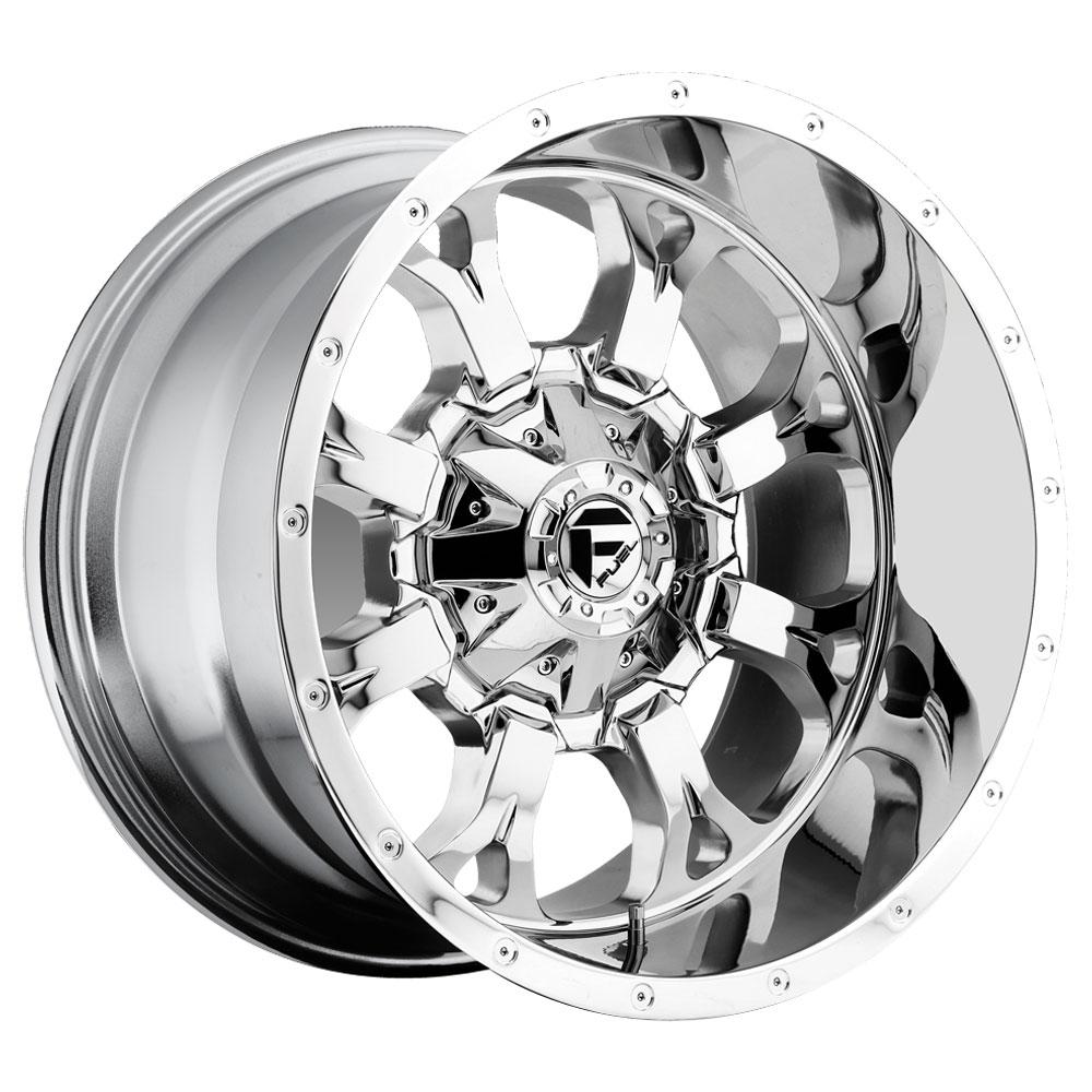 Fuel Wheels Krank D516 - Chrome Rim