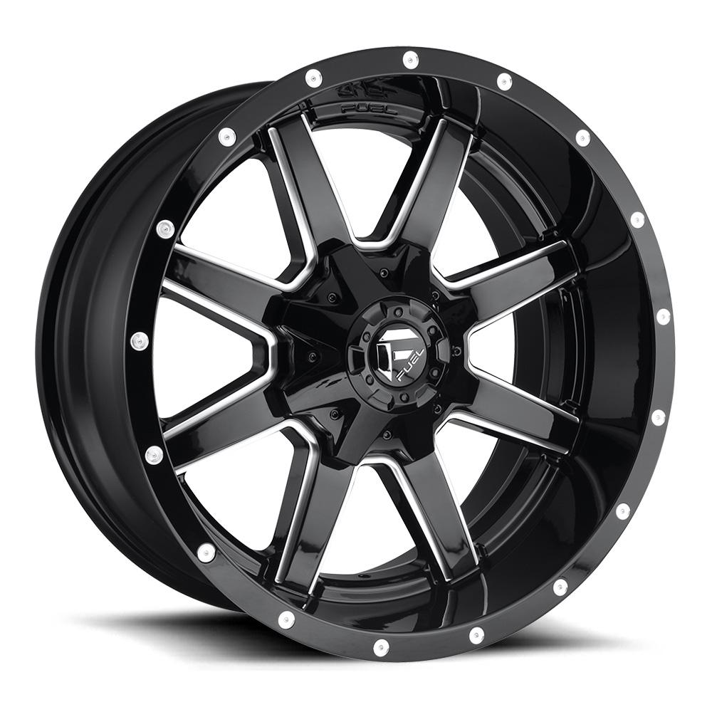 Maverick D610 - Gloss Black