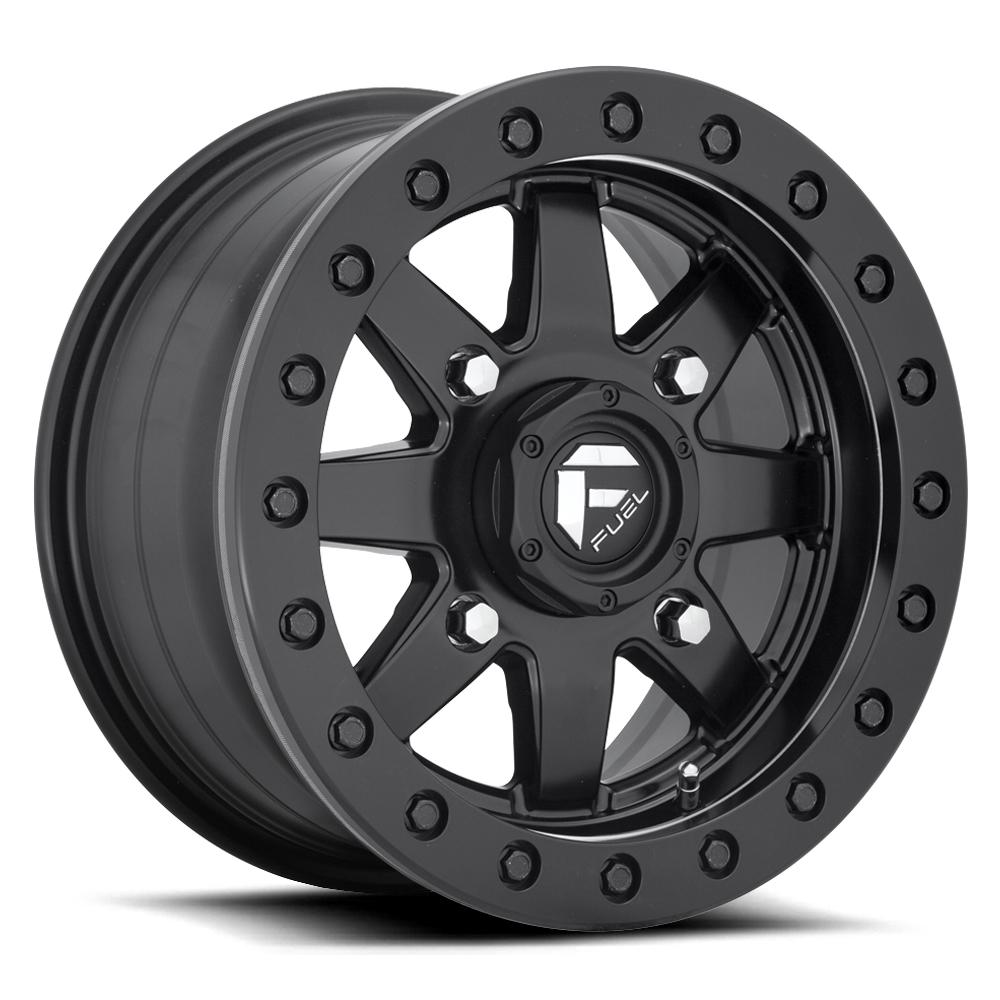Fuel UTV Wheels D936 Maverick - Matte Black Rim