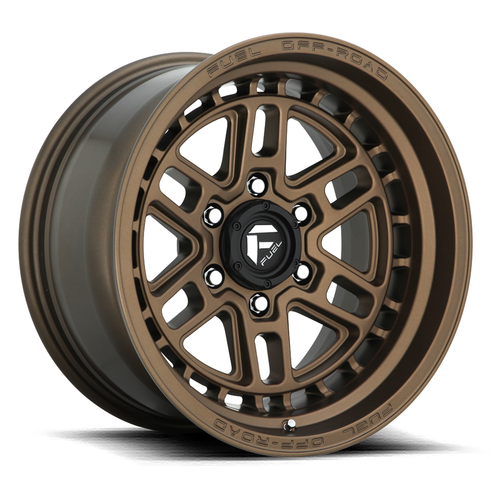 Fuel Wheels Nitro D669 - Bronze