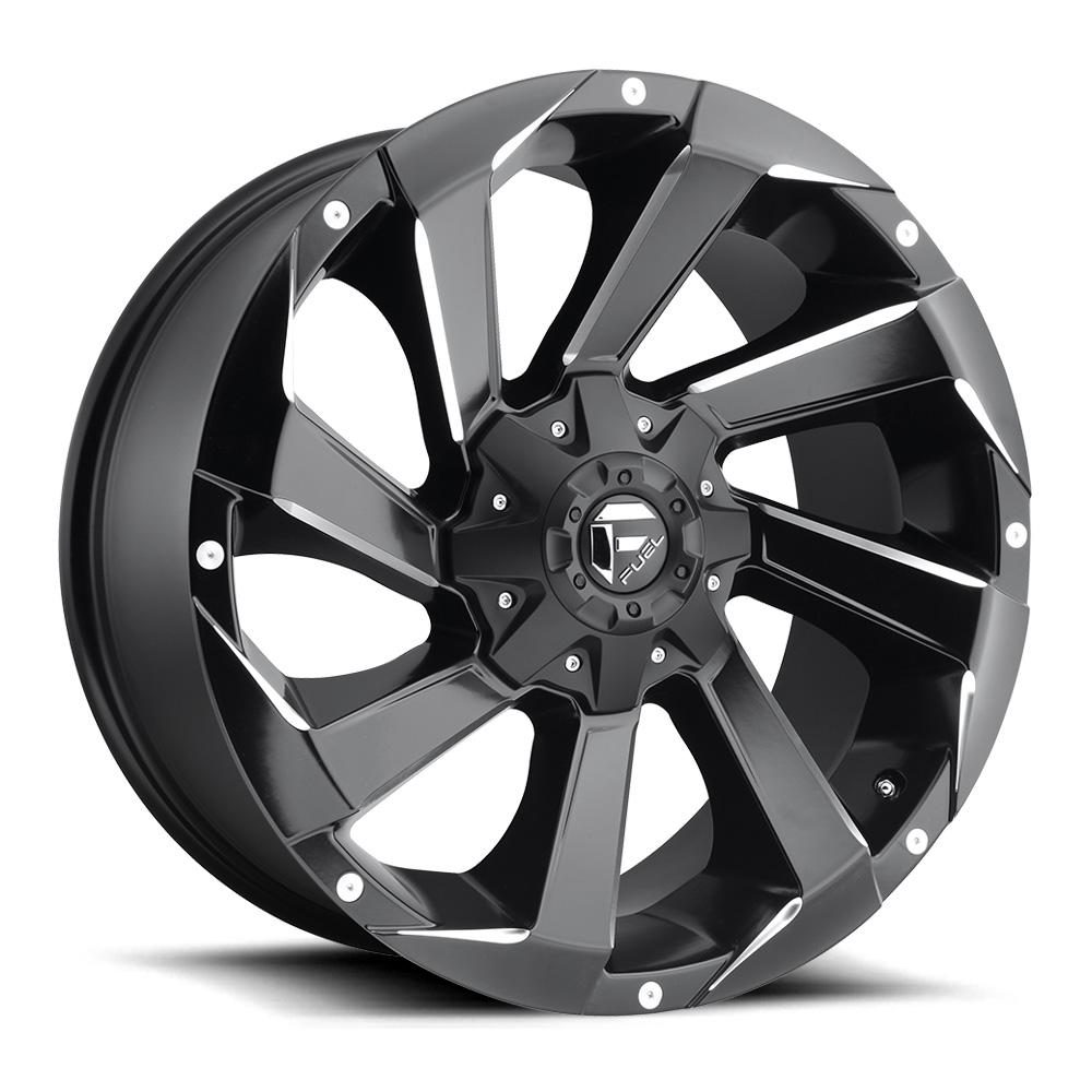 Razor D592 - Black & Milled