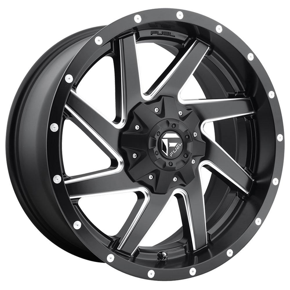 Renegade D594 - Black & Milled