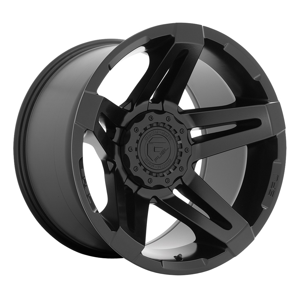 Fuel Wheels SFJ D763 - Matte Black Rim
