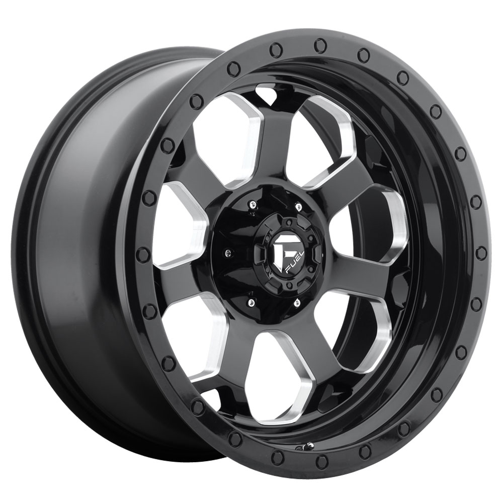 Savage D563 - Gloss Black / Milled