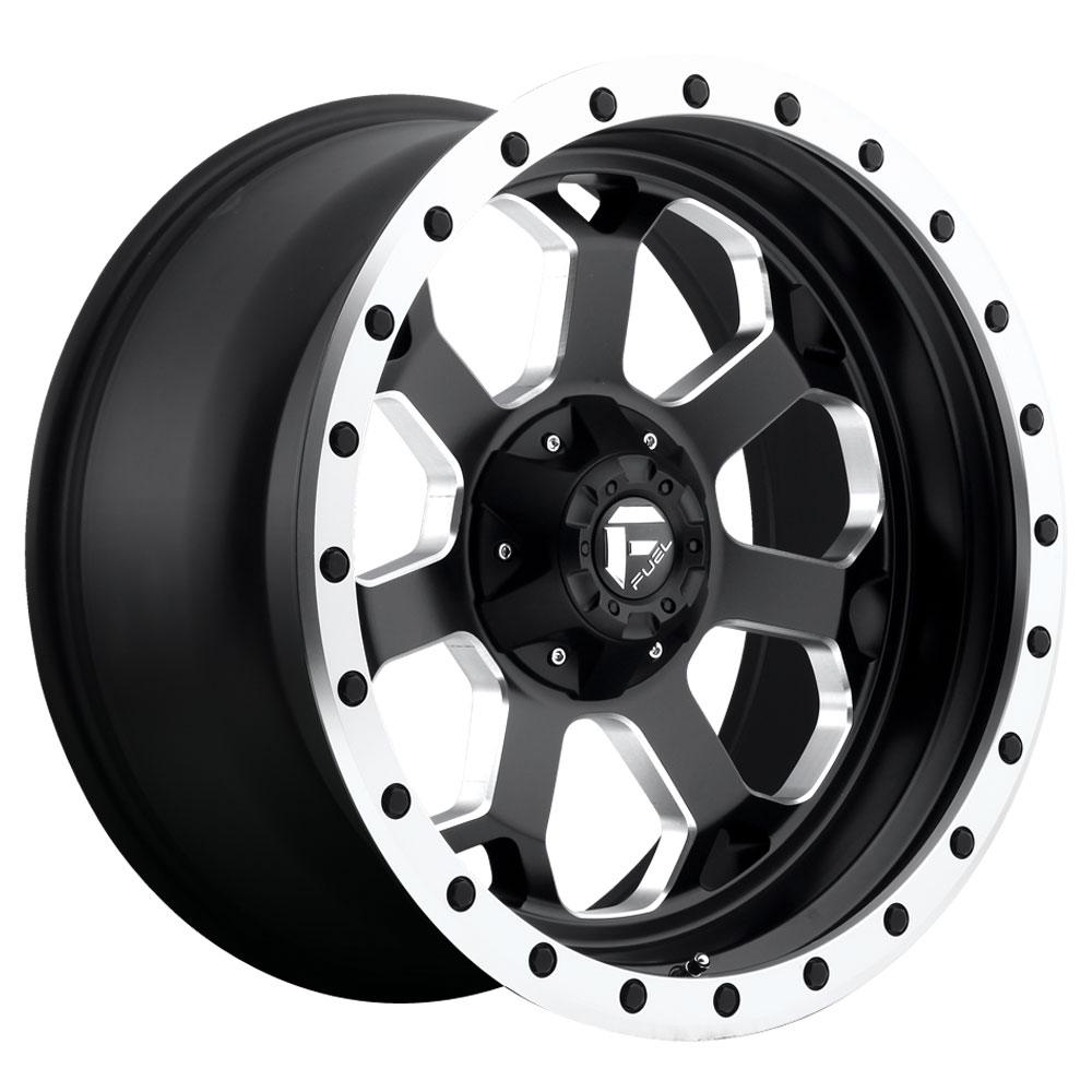 Fuel Wheels 20x9 >> Savage D565 Matte Black Milled By Fuel Wheels Wheel Size 20x9