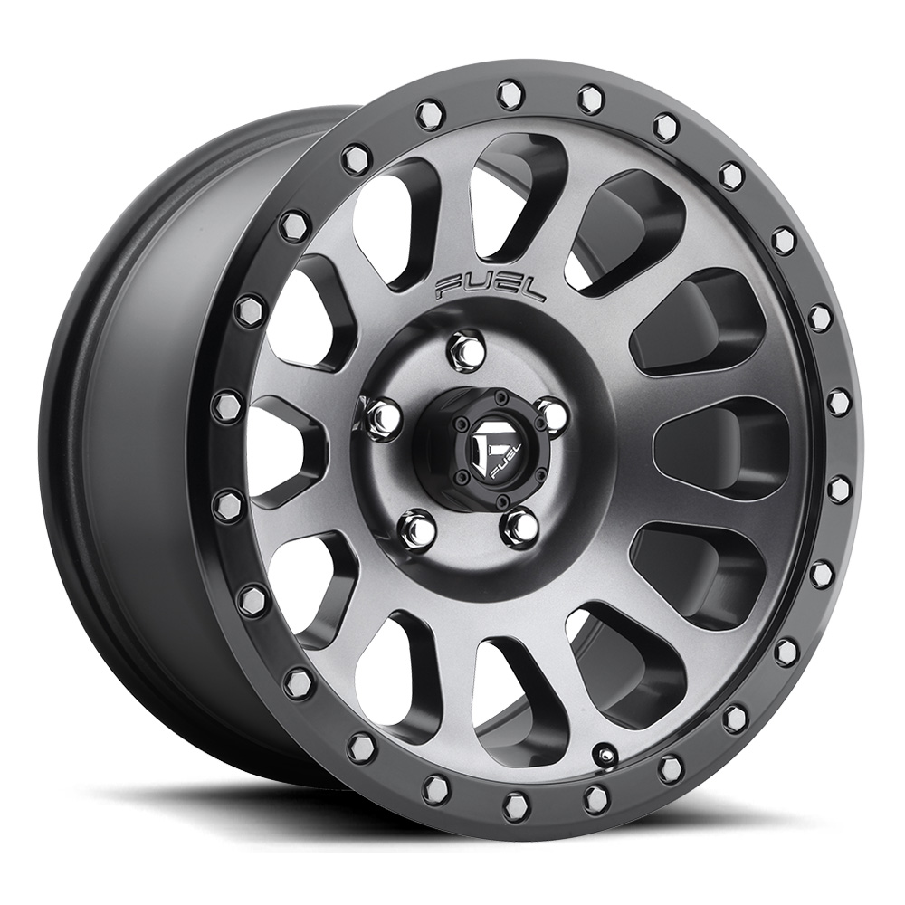 Fuel Wheels Vector D601 - Anthracite