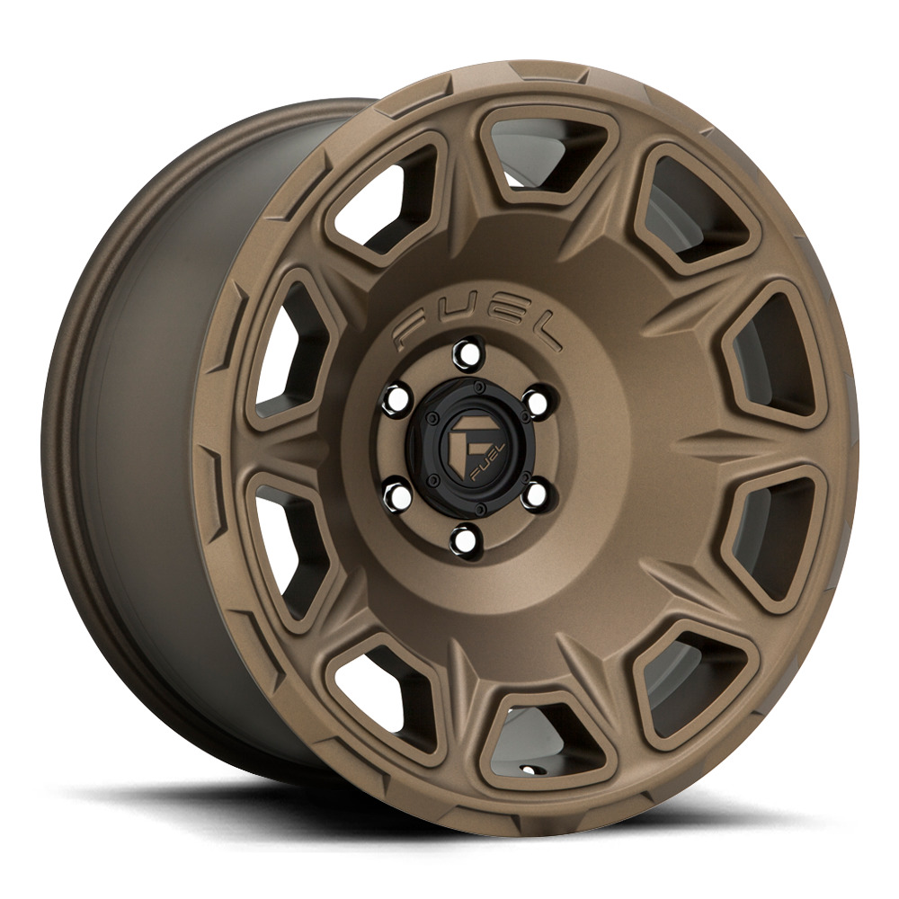 Fuel Wheels Vengeance D687 - Matte Bronze