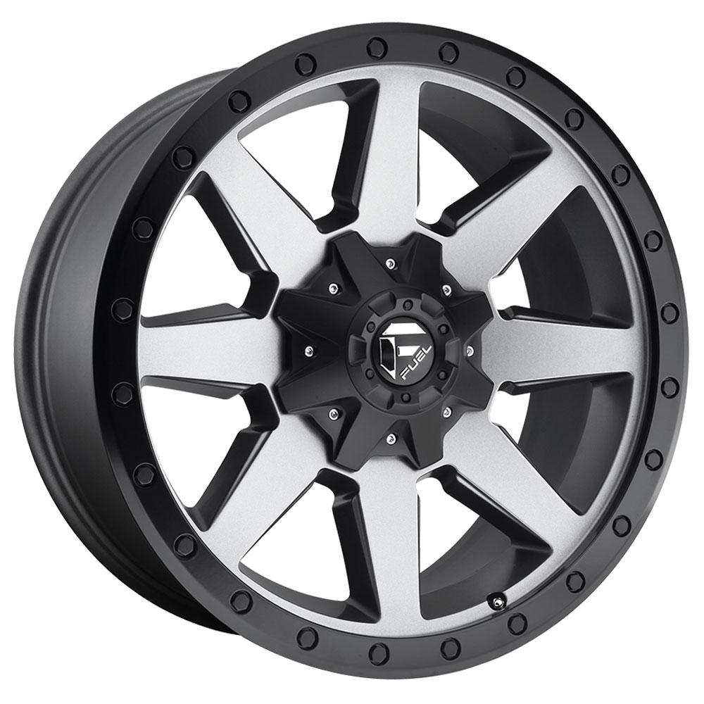 Fuel Wheels Wildcat D599 - Anthracite