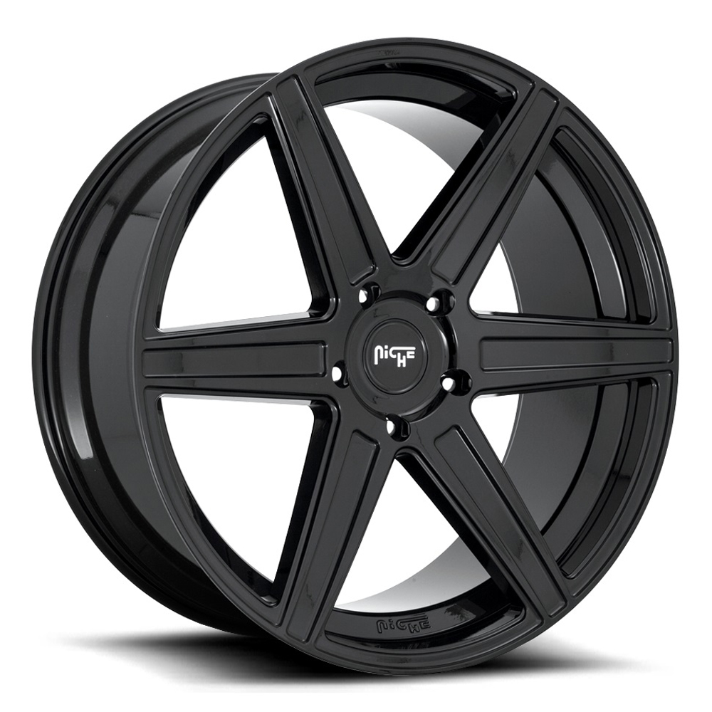 Niche Wheels Carina M237 - Gloss Black Rim