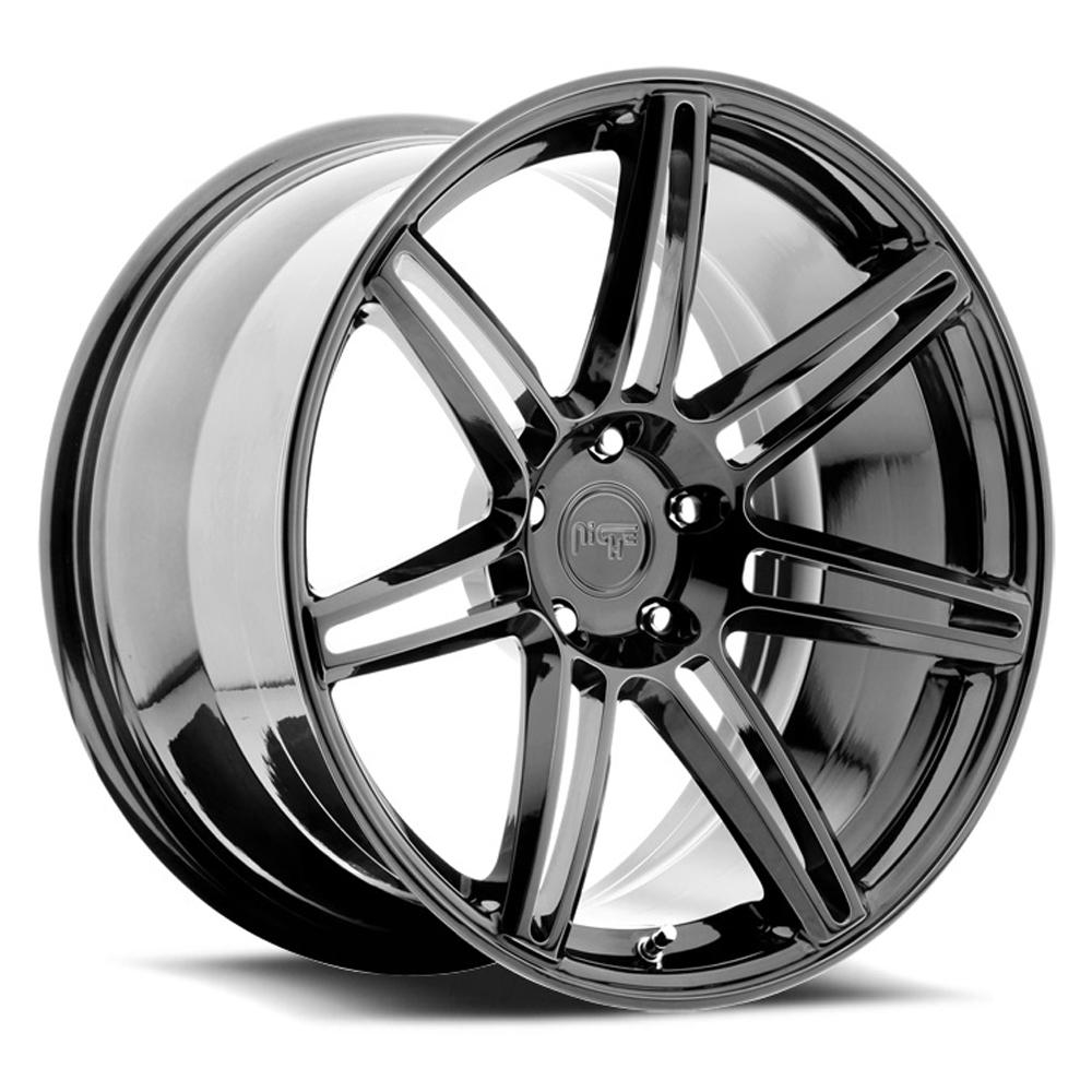 Niche Wheels T56 Lucerne - Gloss Black Rim