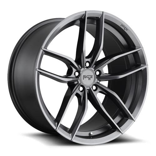 Niche Wheels M202 Vosso - Gloss Bronze Brushed Rim