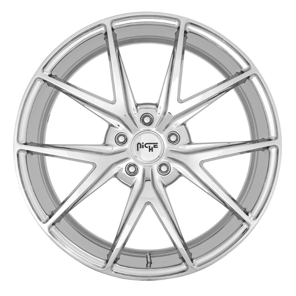 Niche Wheels M248 Misano - Chrome Rim