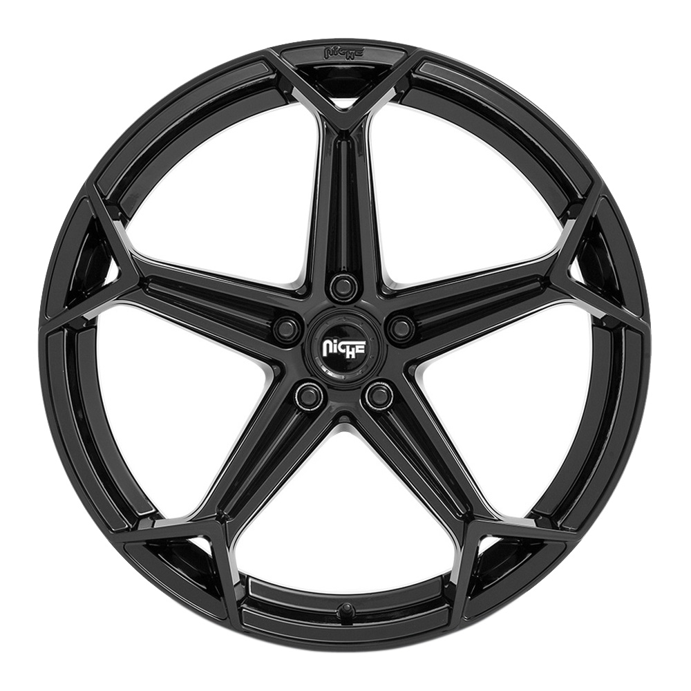 Niche Wheels Arrow N258 - Gloss Black Rim