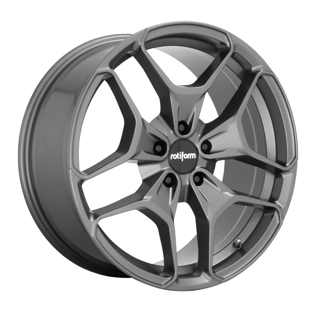 Rotiform Wheels R172 Hur - Anthracite Rim
