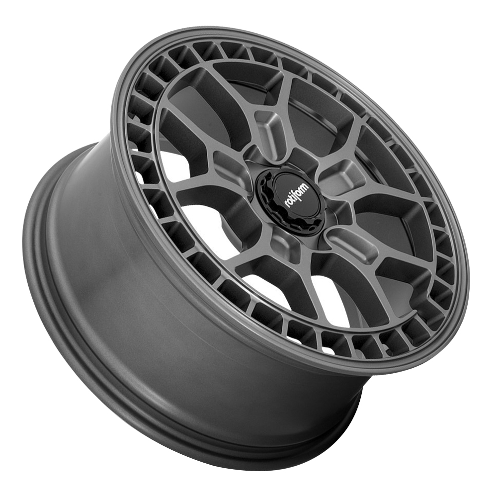 Rotiform Wheels R181 ZMO-M - Matte Anthracite Rim