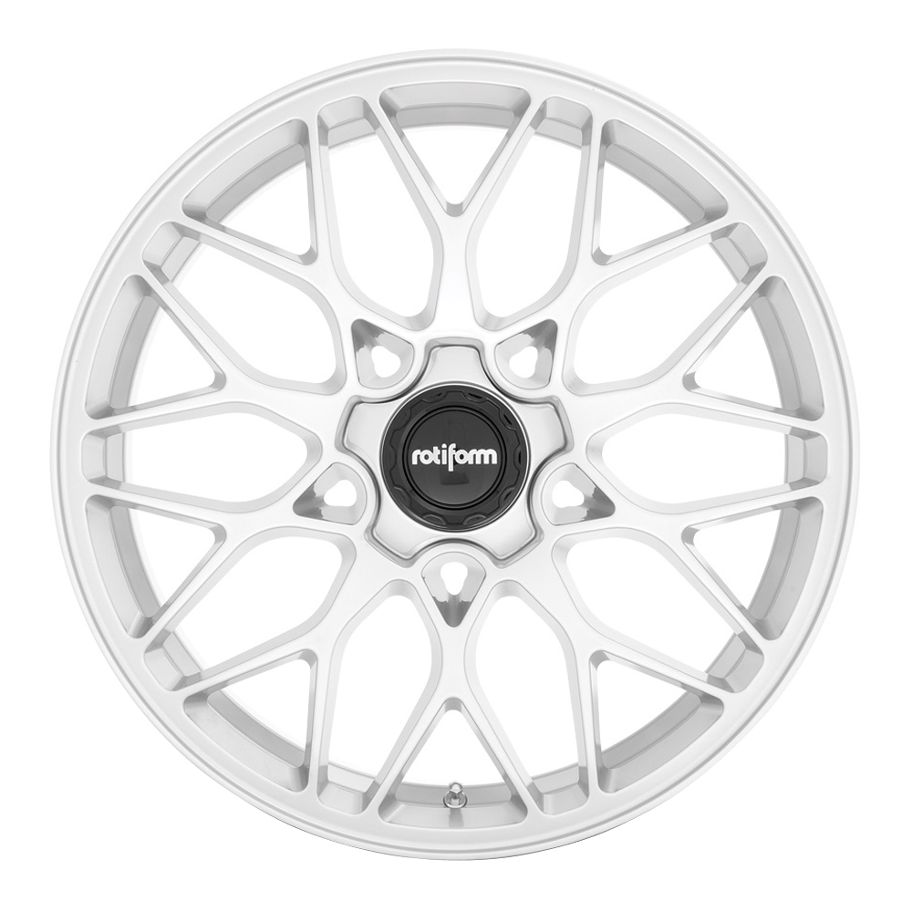Rotiform Wheels SGN R189 - Gloss Silver Rim