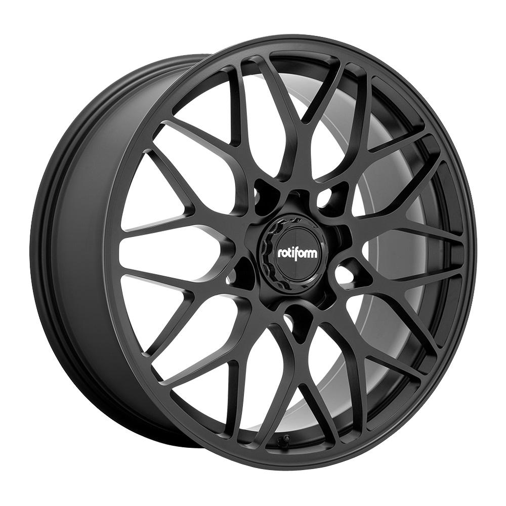 Rotiform Wheels SGN R190 - Matte Black Rim