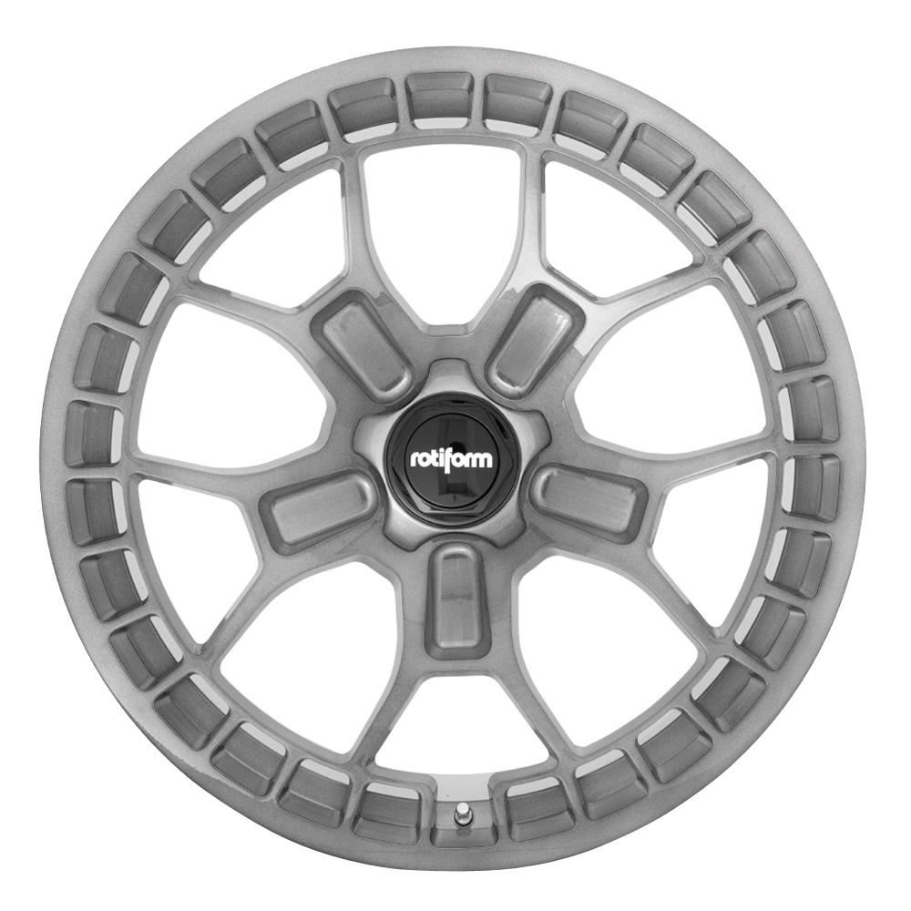 Rotiform Wheels ZMO-M R182 - Gloss Silver Rim