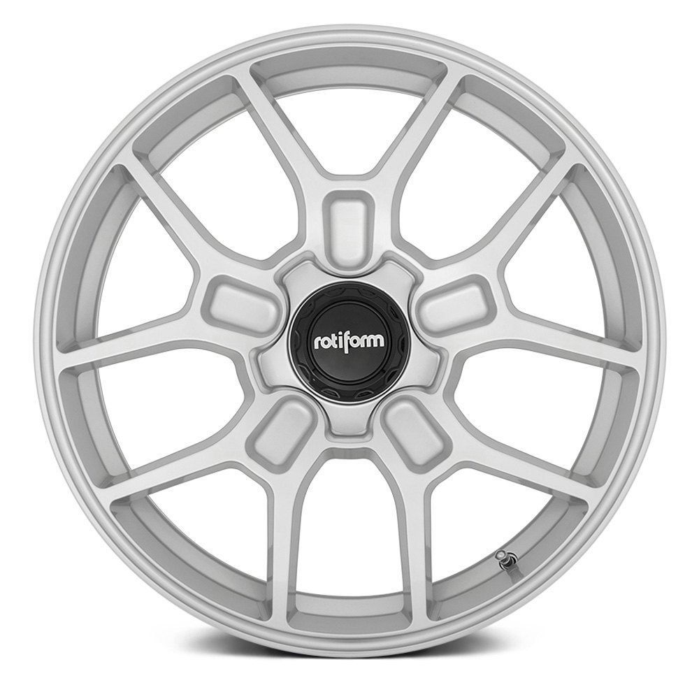 Rotiform Wheels ZMO R179 - Gloss Silver Rim