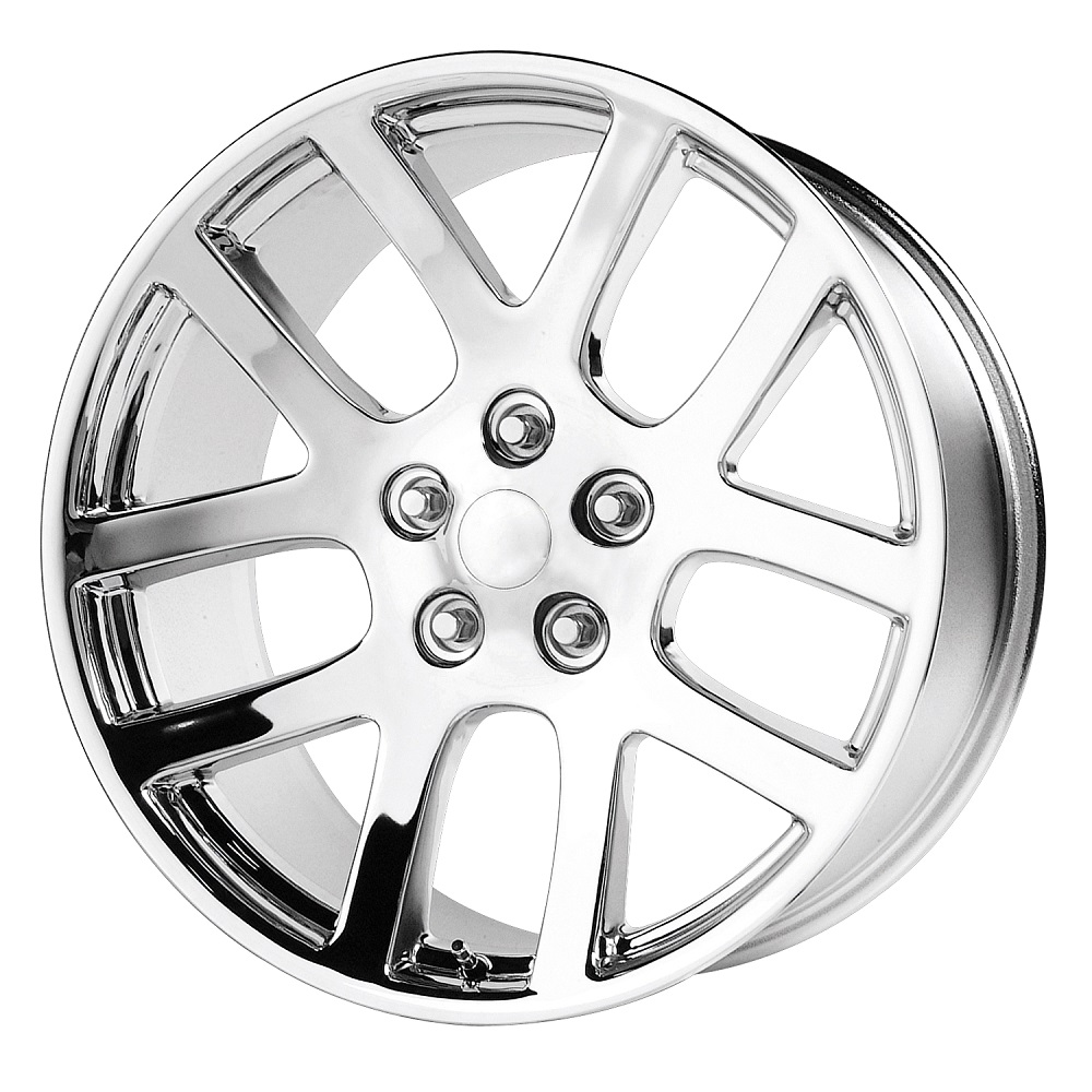 Topline Replica Wheels RAM SRT-10 - Chrome