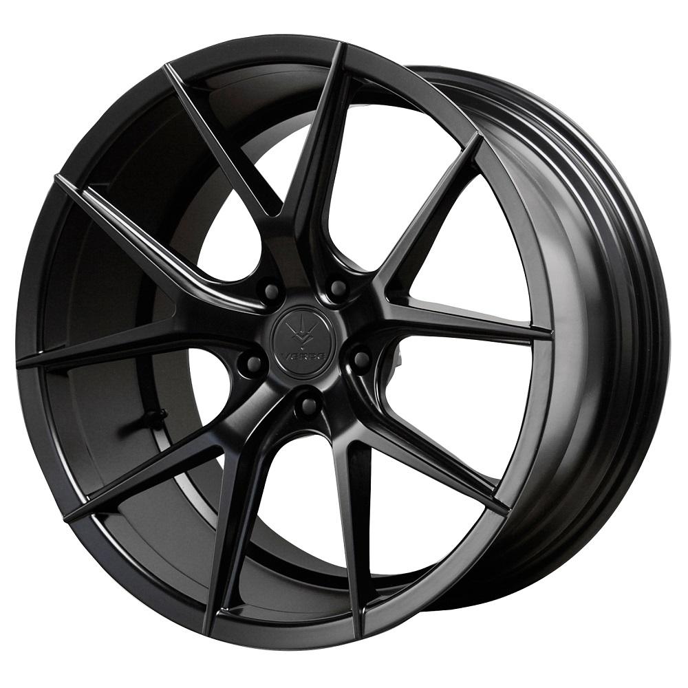 V99 Axis - Satin Black