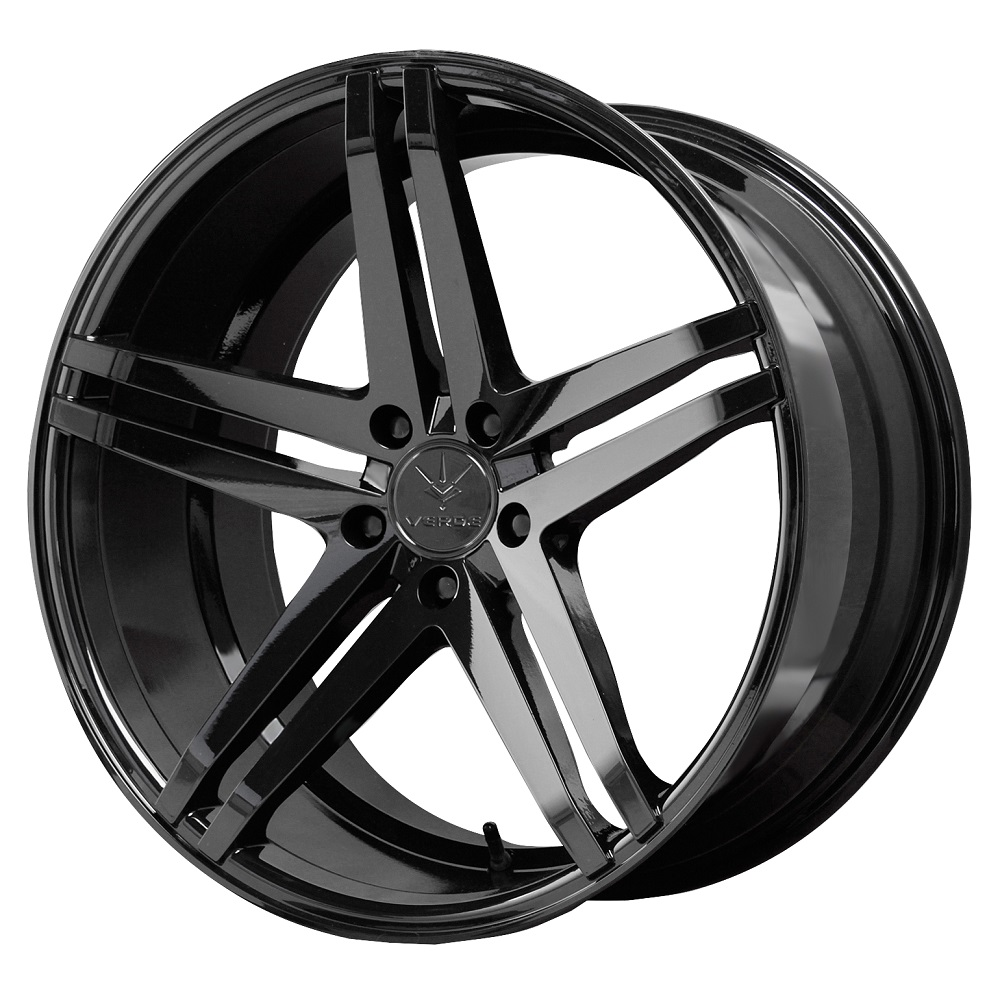 Verde Wheels V39 Parallax - Gloss Black Rim