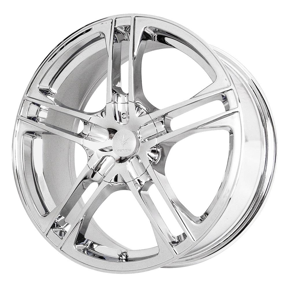 Verde Wheels V36 Protocol - Chrome Rim