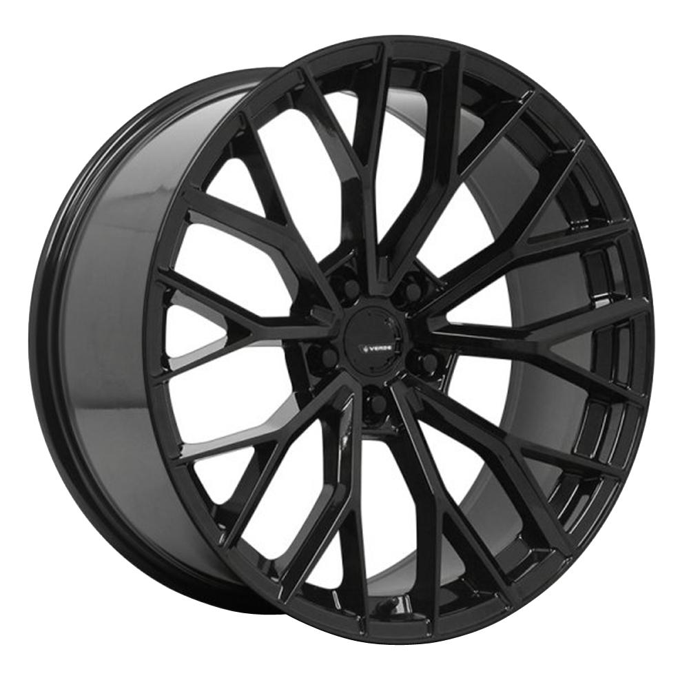 Verde Wheels V11 Vex - Gloss Black Rim
