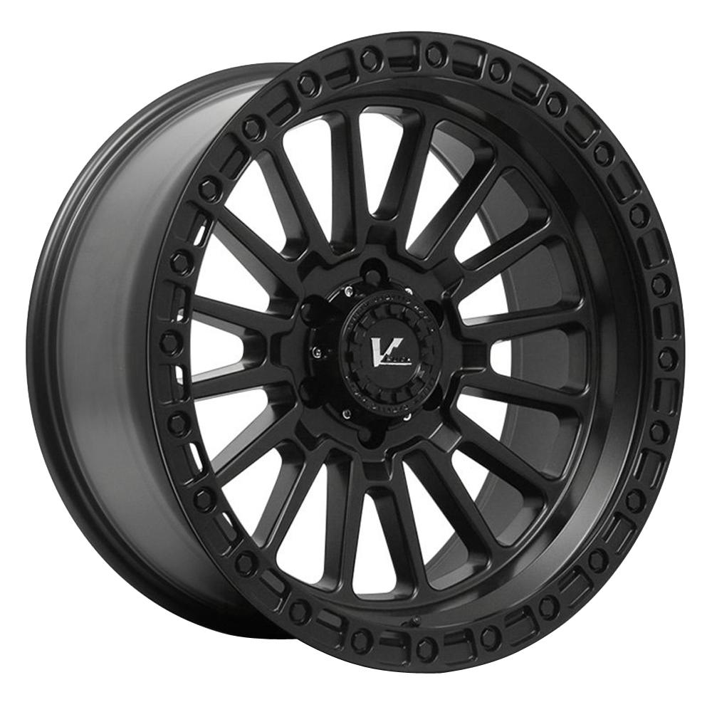 V-Rock Wheels VR15 Strike - Satin Black Rim