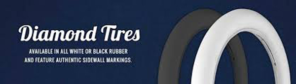 Diamond Antique Tires