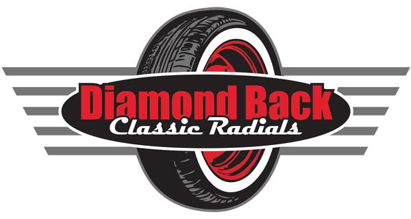 Diamond Back Antique Tires