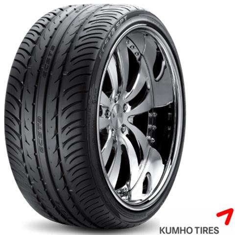Kumho Tires Ecsta SPT KU31 Passenger Summer Tire