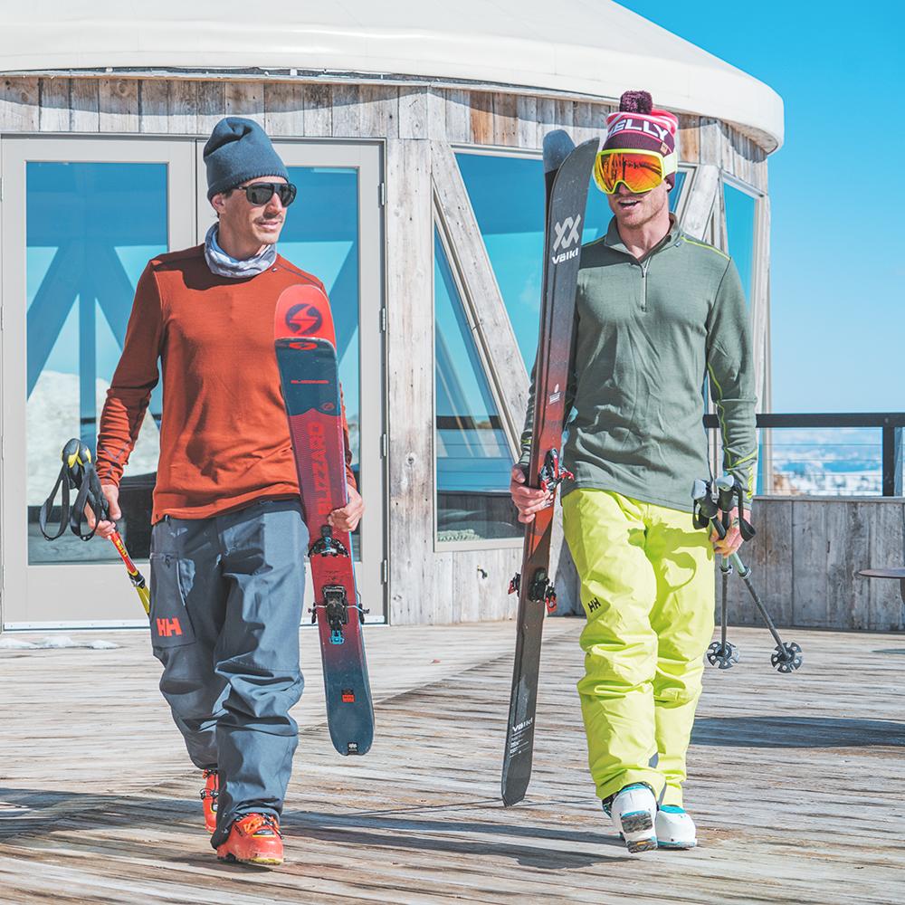 Helly Hansen - Cam McLeod - Spring Skiers