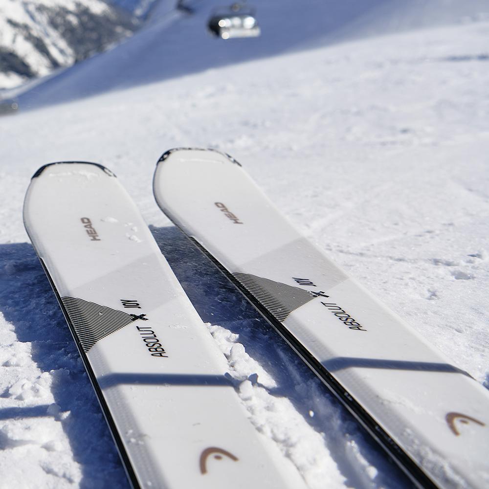 Head Absolute Joy Skis for Women