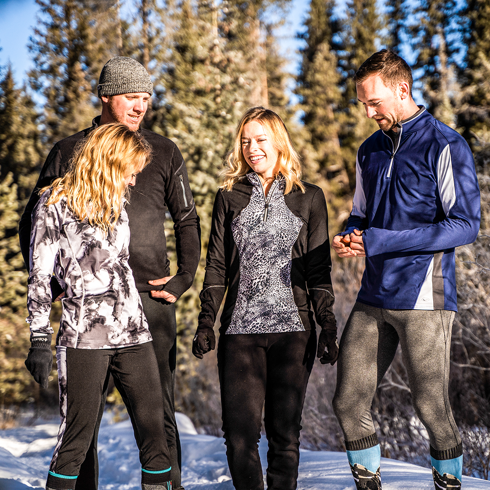 Hot Chillys Sublimated Sierra Baselayer Set