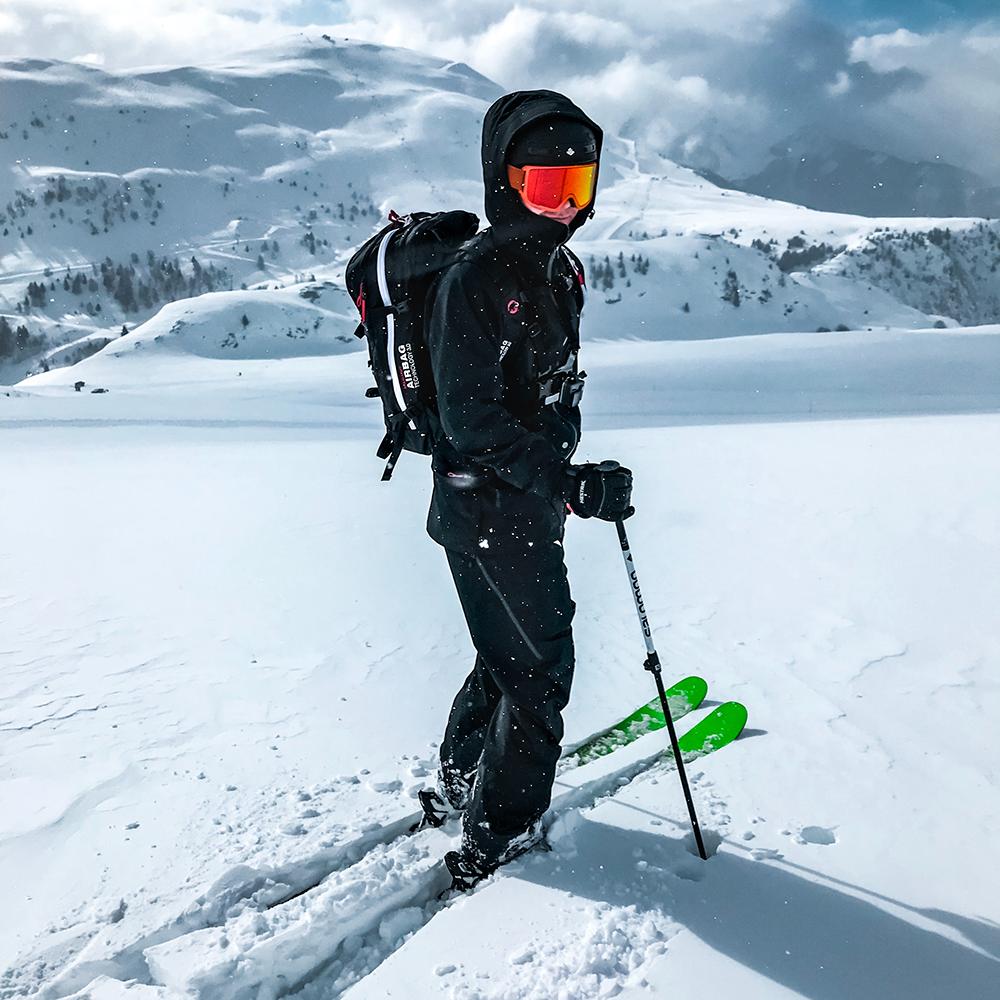 Men's All-Mountain Ski Options