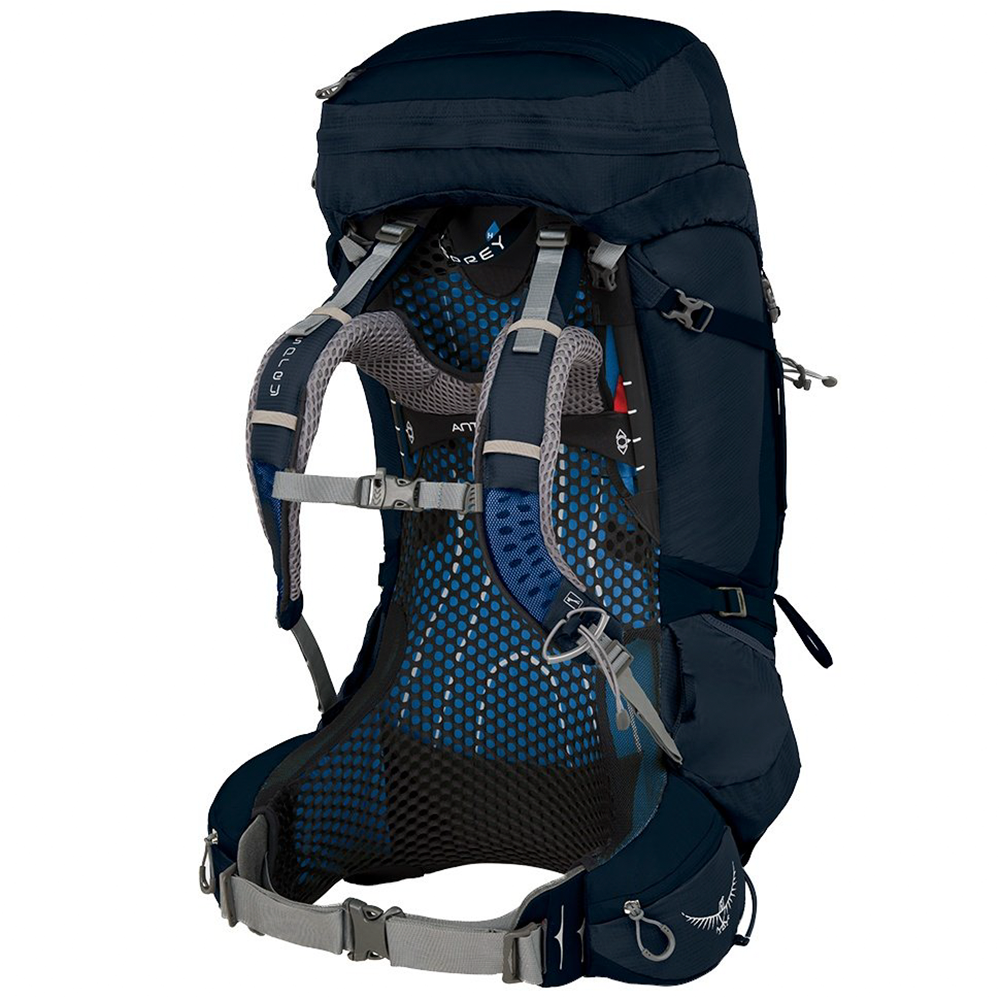 Osprey Atmos AG 65L Backpack Adjustable Straps