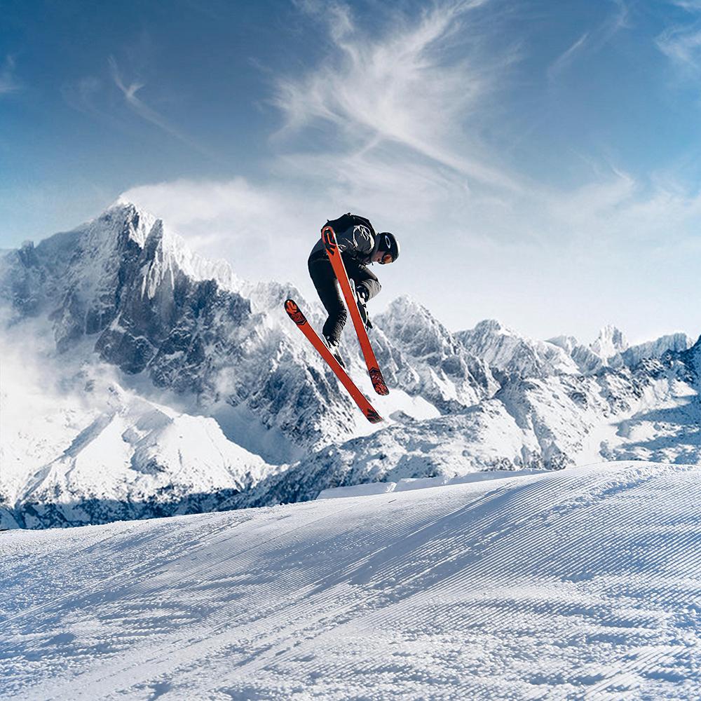 Melvin Wahlin - Ski Trip Skiier