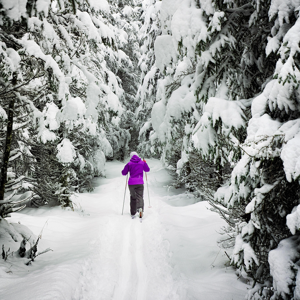 Simon Matzinger - Backcountry Skiing