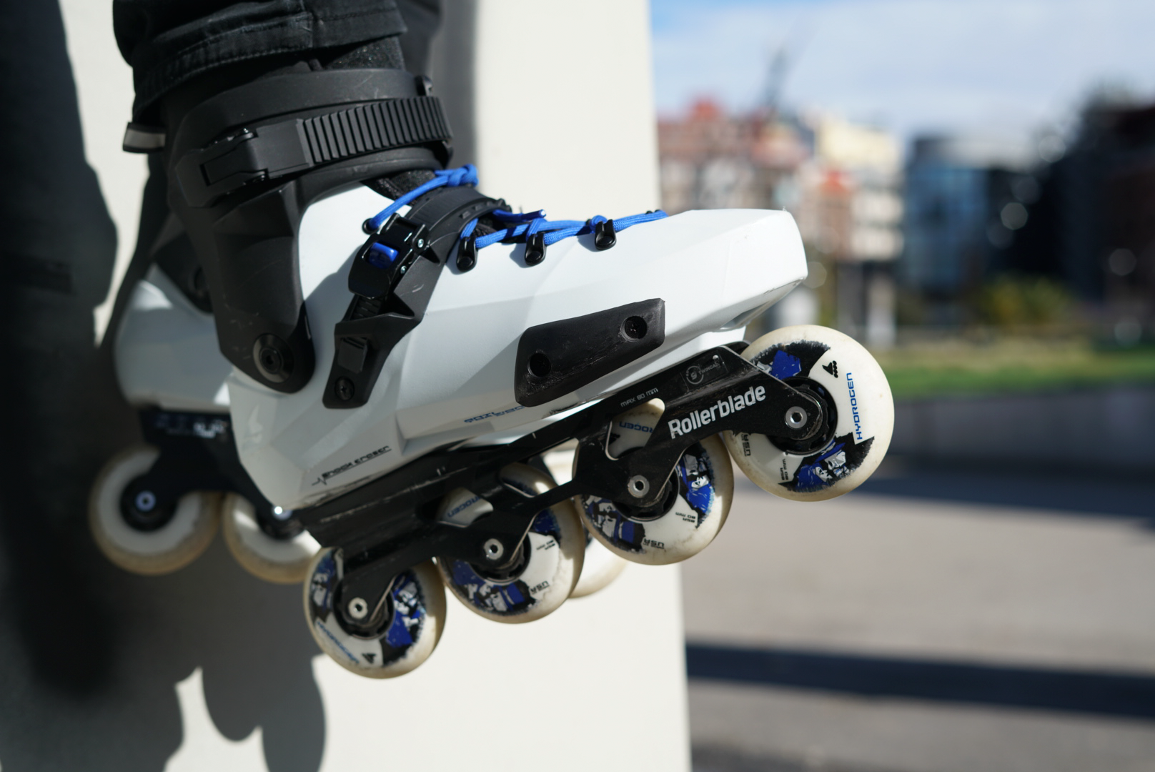 Replacing Wheels and Bearings on Inline Skates