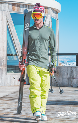 Spring Ski Gear Basics  Article Image