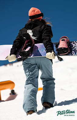 5 Best All-Mountain 2021 Snowboards for Women  Article Image
