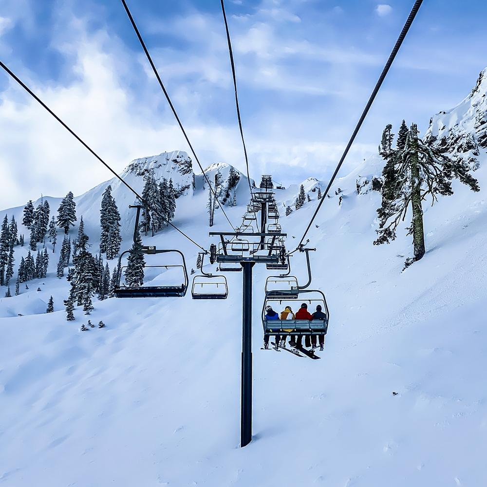 Ski Trip Planning - Ski Lift
